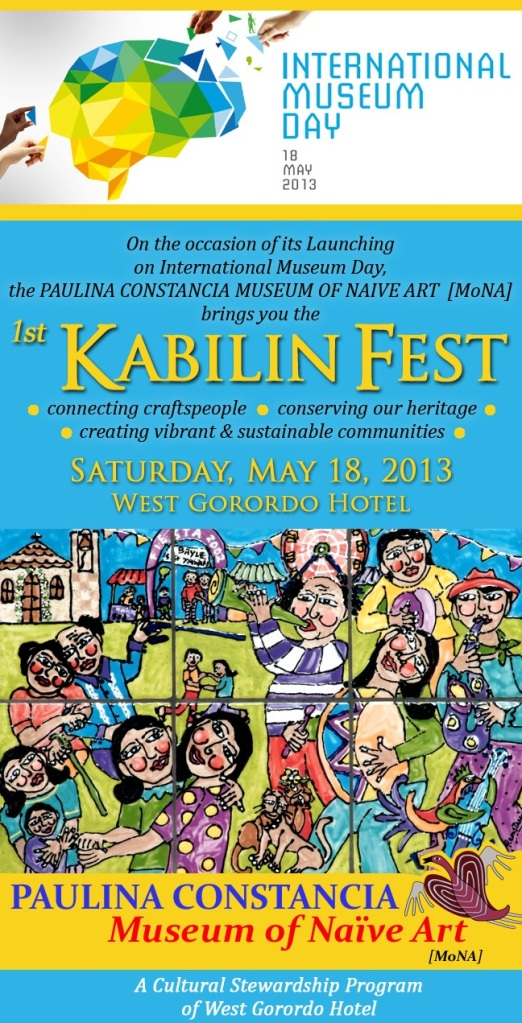Kabiliin Fest official brochure cover