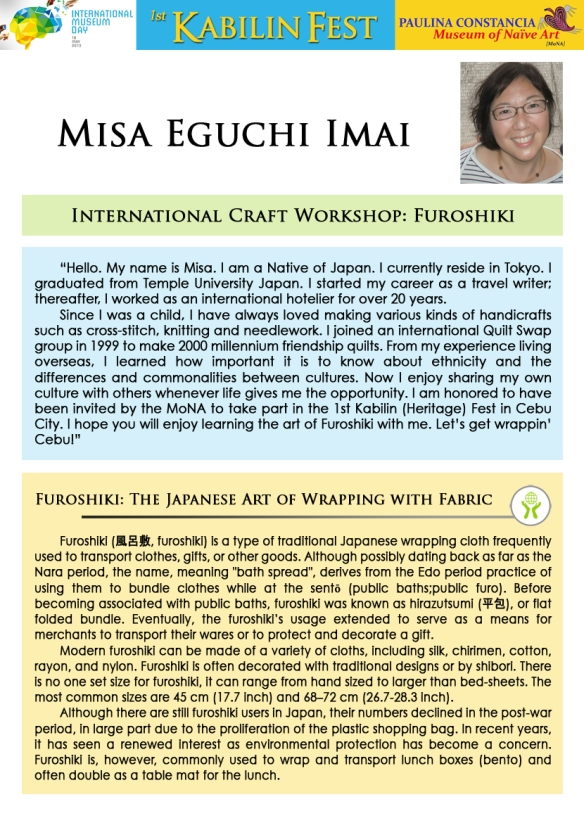 Workshop Facilitator 11- Misa Eguchi Imai (JAPAN)