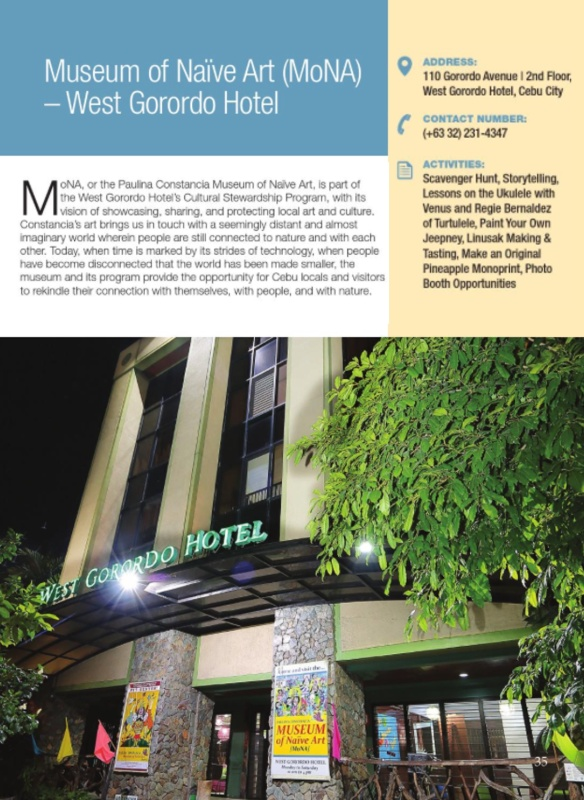 MONA-GSK magazine feature
