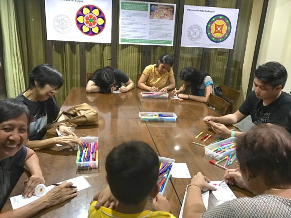 4-Rangoli Coloring