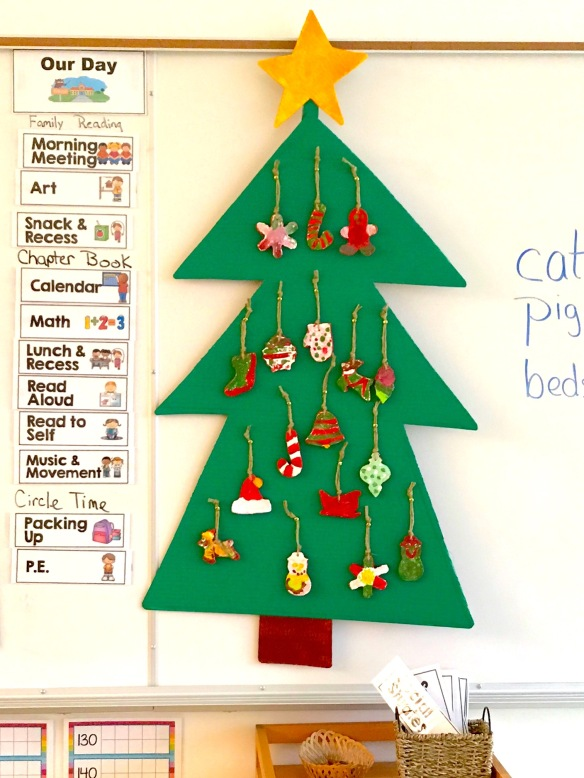 9- classroom tree