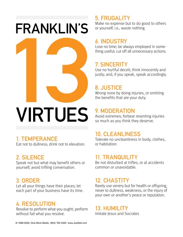 franklins-13-virtues
