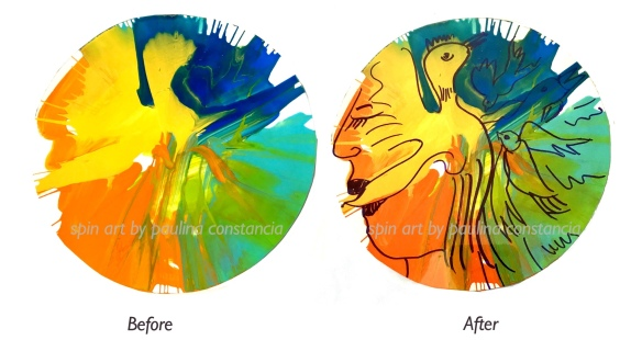 before-after-expressive arts